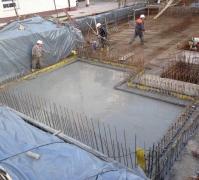 Stanje na gradilištu - siječanj 2015.