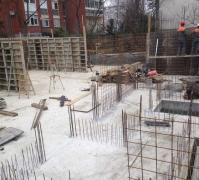 Stanje na gradilištu - veljača 2015.