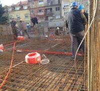 Stanje na gradilištu - ožujak 2015.